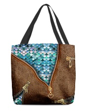 Mermaid tails All-over Tote back
