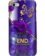 End alzheimer's  Phone Case i-phone-8-case