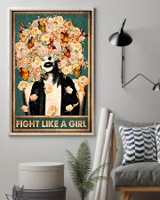 Fight like a girl 11x17 Poster lifestyle-poster-1