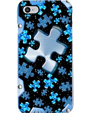 Autism Awareness - Printed phone case Phone Case i-phone-8-case
