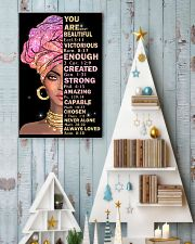 God says you are 11x17 Poster lifestyle-holiday-poster-2