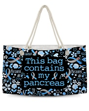 This bag contains Weekender Tote tile