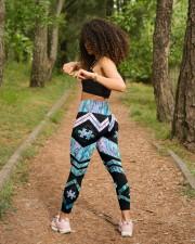 Autism High Waist Leggings aos-high-waist-leggings-lifestyle-17