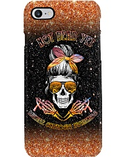 Not dead yet  Phone Case i-phone-8-case