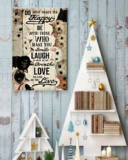 Do what makes you happy 11x17 Poster lifestyle-holiday-poster-2