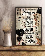 Do what makes you happy 11x17 Poster lifestyle-poster-3