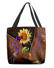 I'll remember for you All-over Tote back