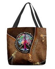Every little thing is gonna be alright All-over Tote front