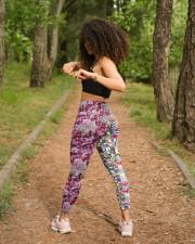 Fight Like A Girl High Waist Leggings aos-high-waist-leggings-lifestyle-17