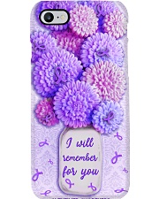 I Will Remember For You Phone Case i-phone-8-case