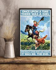 Once upon a time 11x17 Poster lifestyle-poster-3