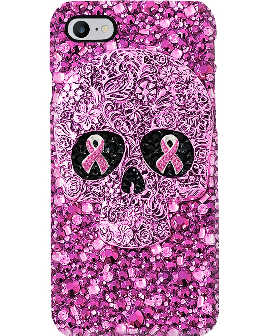 Breast Cancer Awareness - Pattern Print Phone Case