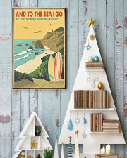 And to the sea I go 11x17 Poster lifestyle-holiday-poster-2