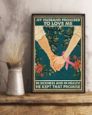 My husband promised 11x17 Poster lifestyle-poster-3