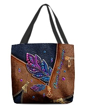 Choose to keep going All-over Tote front