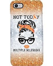 Not today MS Phone Case i-phone-8-case