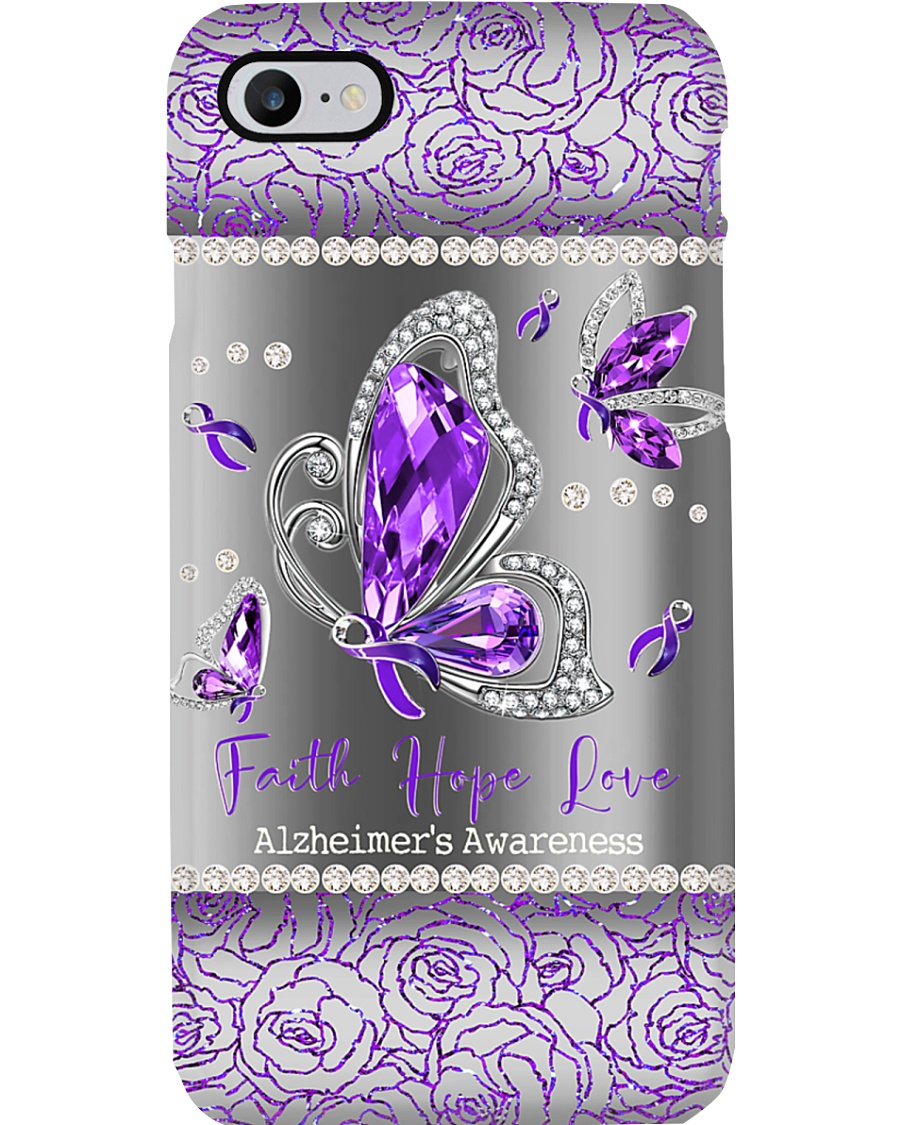 Sparkle butterfly Phone Case