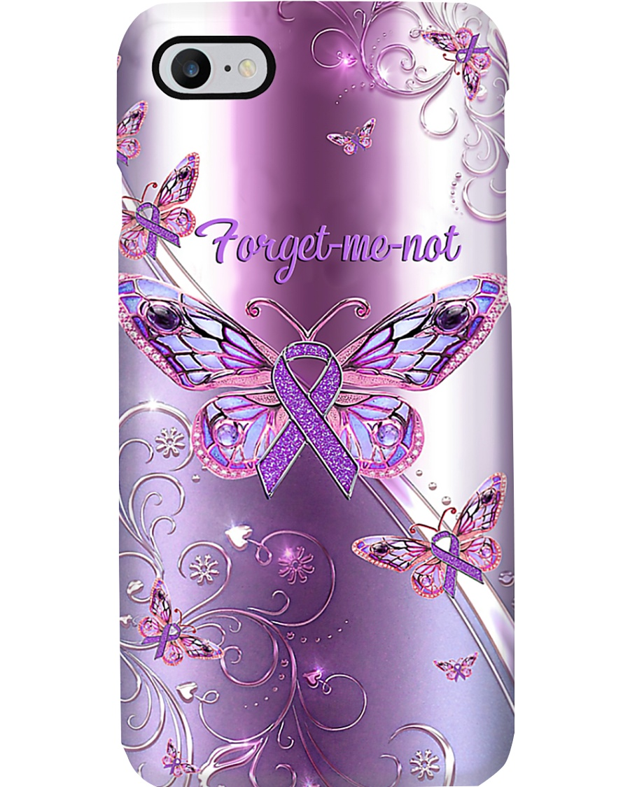 Forget-me-not Phone Case