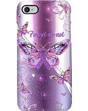 Forget-me-not Phone Case i-phone-8-case