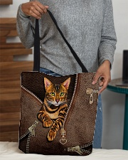 Cat moms All-over Tote aos-all-over-tote-lifestyle-front-10