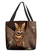 Cat moms All-over Tote back