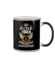 Queen Are Born In June Color Changing Mug thumbnail
