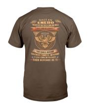Enero-Hombre Classic T-Shirt back