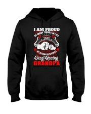 PROUD DRAG RACING GRANDPA Hooded Sweatshirt thumbnail