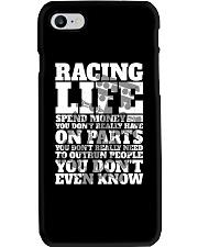 DRAG RACING LIFE Phone Case thumbnail