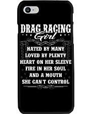 Drag Racing Girl Phone Case thumbnail