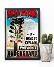 Drag racing Poster 11x17 Poster lifestyle-poster-8