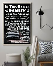 DIRT TRACK - PRE-CHRISTMAS SALE - 30 OFF 11x17 Poster lifestyle-poster-1
