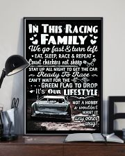 DIRT TRACK - PRE-CHRISTMAS SALE - 30 OFF 11x17 Poster lifestyle-poster-2