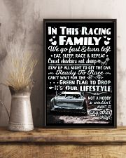 DIRT TRACK - PRE-CHRISTMAS SALE - 30 OFF 11x17 Poster lifestyle-poster-3