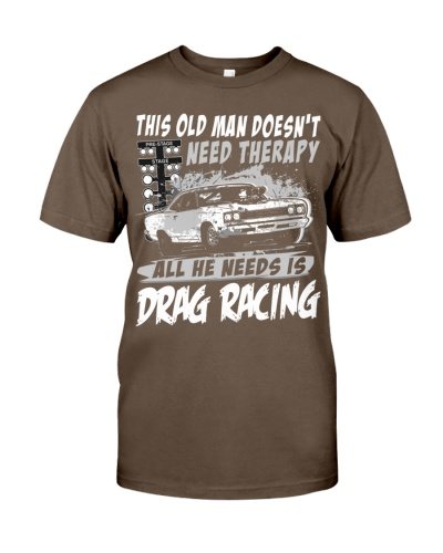 THIS OLD MAN NEEDS DRAG RACING