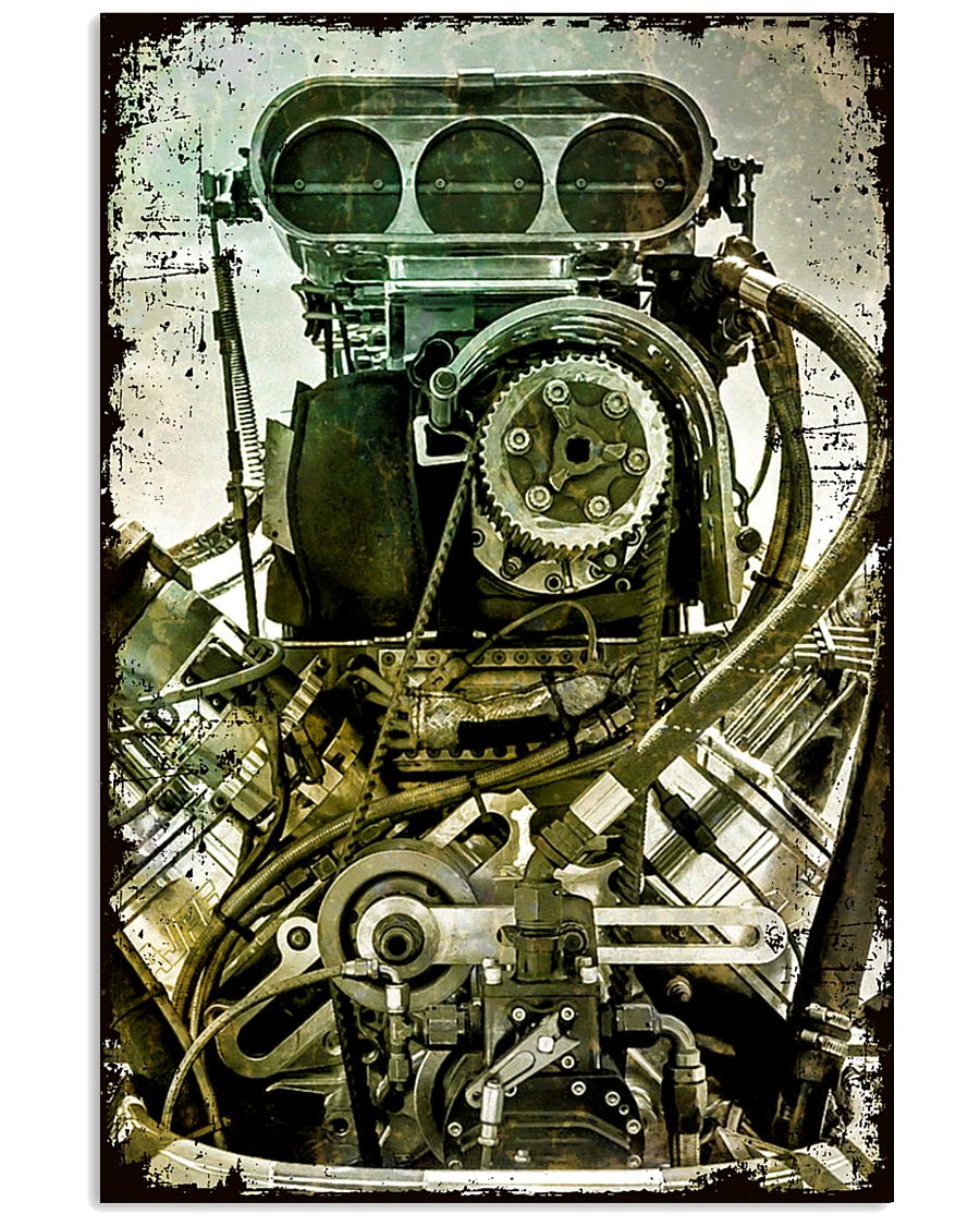 Drag Racing Special Poster 11x17 Poster