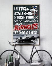 We Do Drag racing Poster 11x17 Poster lifestyle-poster-7