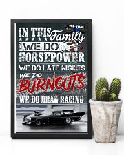 We Do Drag racing Poster 11x17 Poster lifestyle-poster-8