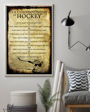 HOCKEY TEN COMMANDMENTS 11x17 Poster lifestyle-poster-1