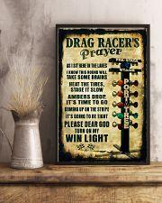 Drag racer's Prayer Poster 11x17 Poster lifestyle-poster-3