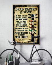 Drag racer's Prayer Poster 11x17 Poster lifestyle-poster-7
