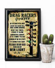 Drag racer's Prayer Poster 11x17 Poster lifestyle-poster-8