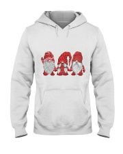 Christmas Santa  Hooded Sweatshirt thumbnail