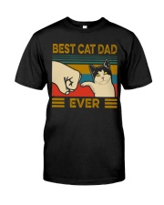 BEST CAT DAD EVER Premium Fit Mens Tee thumbnail