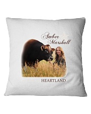 Amber marshall Lovers  Square Pillowcase tile