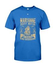 MARYANNE PEFECT MIXTURE OF PRINCESS Premium Fit Mens Tee front