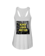 Black Lives Movement Ladies Flowy Tank thumbnail