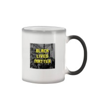 Black Lives Movement Color Changing Mug color-changing-right