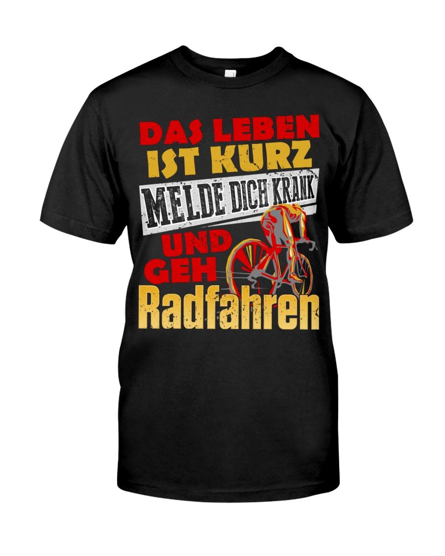 Radfahren Classic T-Shirt