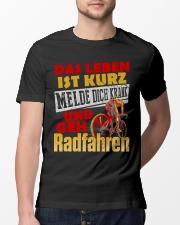 Radfahren Classic T-Shirt lifestyle-mens-crewneck-front-13